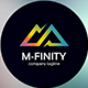 M-Finity Logo Template - GraphicRiver Item for Sale