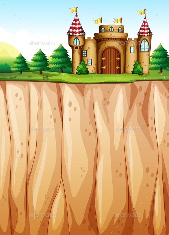GraphicRiver Castle 10950207