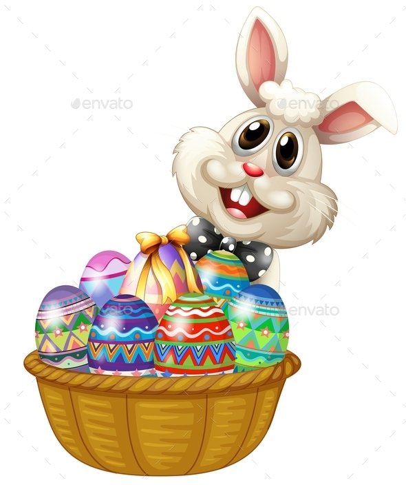 GraphicRiver Easter Bunny 10950210