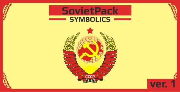 VideoHive SovietPack Symbolics 5903600