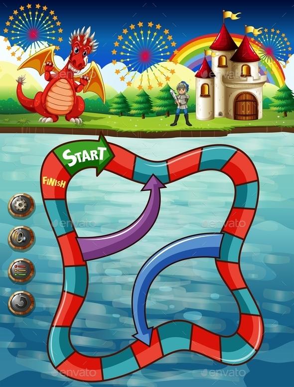 GraphicRiver Boardgame 10950469