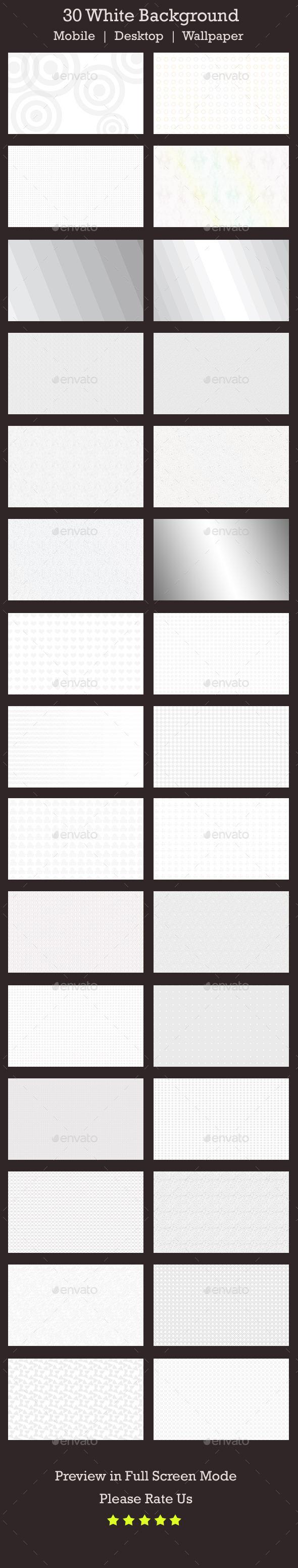 GraphicRiver White Background 10950485