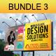Multipurpose Creative Billboards Bundle 3 - GraphicRiver Item for Sale