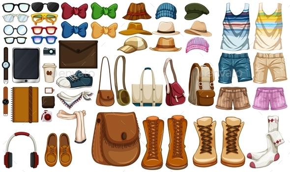 GraphicRiver Accessories 10950627
