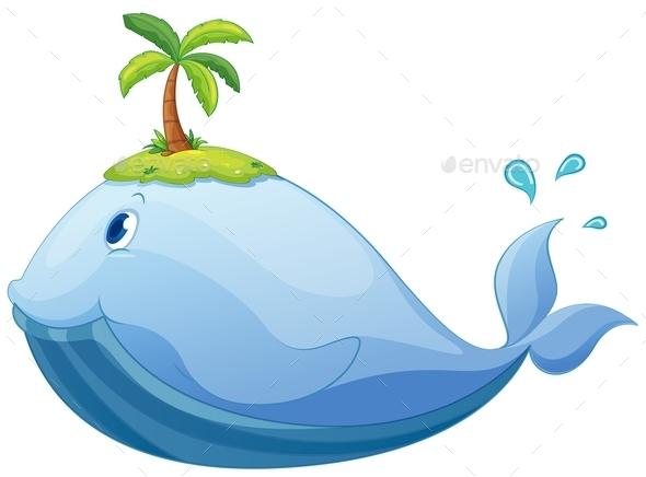 GraphicRiver Whale 10950708