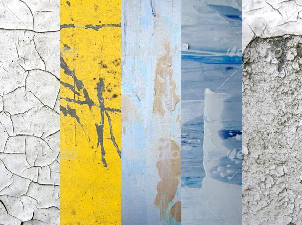 Paint Texture Pack 4