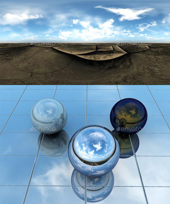 Desert 237 - 3DOcean Item for Sale