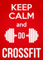 Keep Calm and do crossfit - PhotoDune Item for Sale