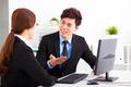 Business people Having Meeting in office - PhotoDune Item for Sale