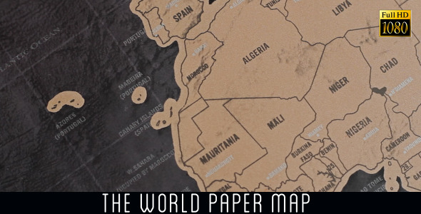 The World Map 24
