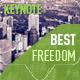 Freedom Keynote presentation - GraphicRiver Item for Sale
