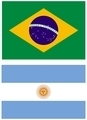 Flags of south America - PhotoDune Item for Sale