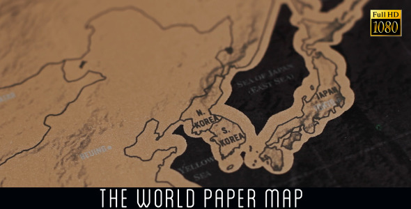 The World Map 31