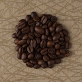 Circle of coffee - PhotoDune Item for Sale