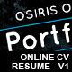 Online CV - V1 - GraphicRiver Item for Sale