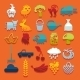 Set of Agriculture Icons - GraphicRiver Item for Sale