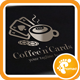 Coffee 'n' Cards - GraphicRiver Item for Sale