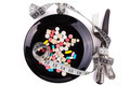 Pills and Measuring Tape - PhotoDune Item for Sale
