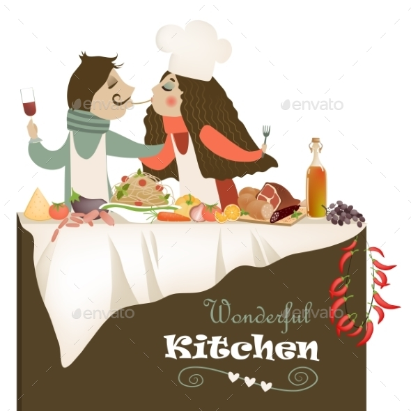 GraphicRiver Cooking 10953136