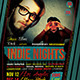 Indie Nights Flyer Poster Template - GraphicRiver Item for Sale