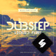 Dubstep Liquid Funk - CD Cover Artwork Template - GraphicRiver Item for Sale