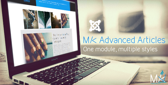 CodeCanyon MK Advanced Articles for Joomla articles 10954346