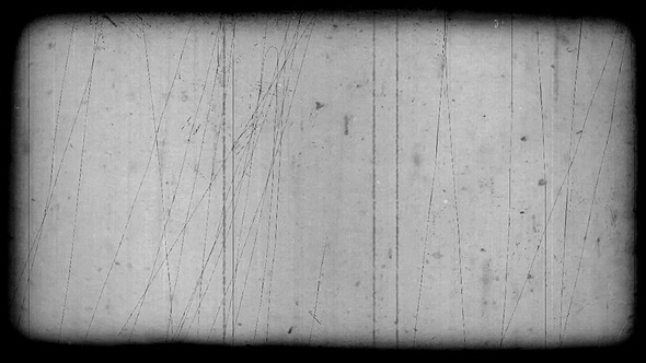 VideoHive Old Film Look Scratches With Border 10954709