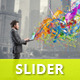 Creative Agency Slider - GraphicRiver Item for Sale