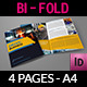 Industrial Company Brochure Bi-Fold Template Vol2 - GraphicRiver Item for Sale