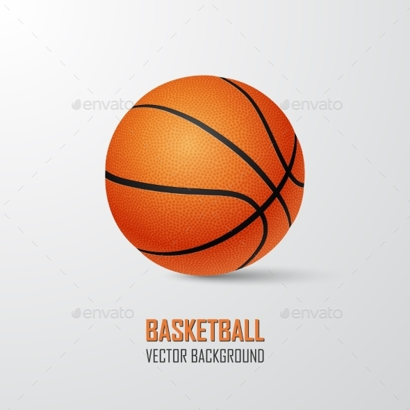 GraphicRiver Basketball 10955628