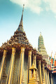 Wat Phra Kaew (Temple of the Emerald Buddha), Bangkok Thailand. - PhotoDune Item for Sale