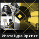 Photo and Typo Opener - VideoHive Item for Sale