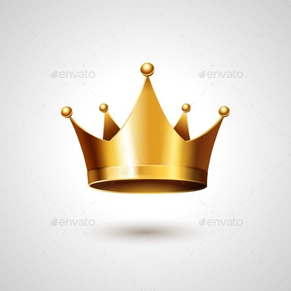 GraphicRiver Gold Crown 10956755