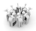 Mechanical businessmans - PhotoDune Item for Sale