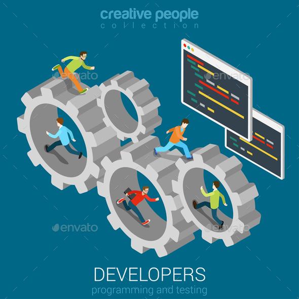 GraphicRiver Program Developers 10957348