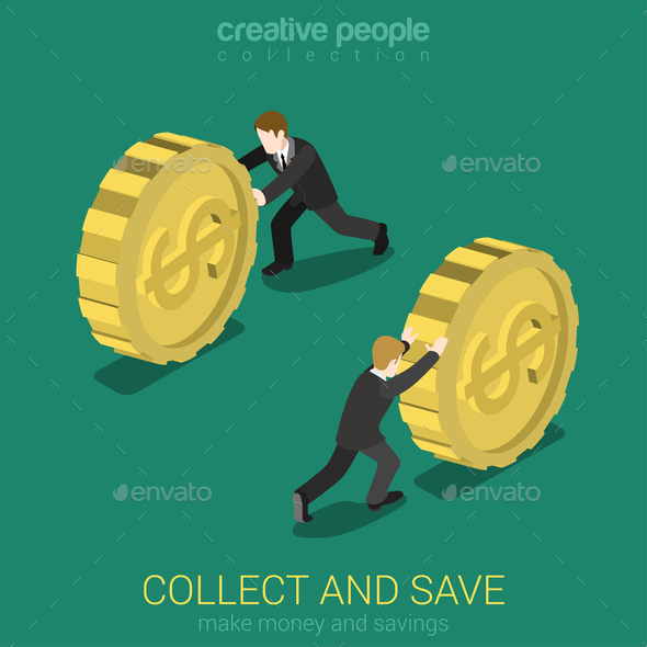 GraphicRiver Money Collect 10957359