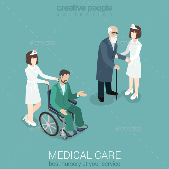 GraphicRiver Medical Care 10957374
