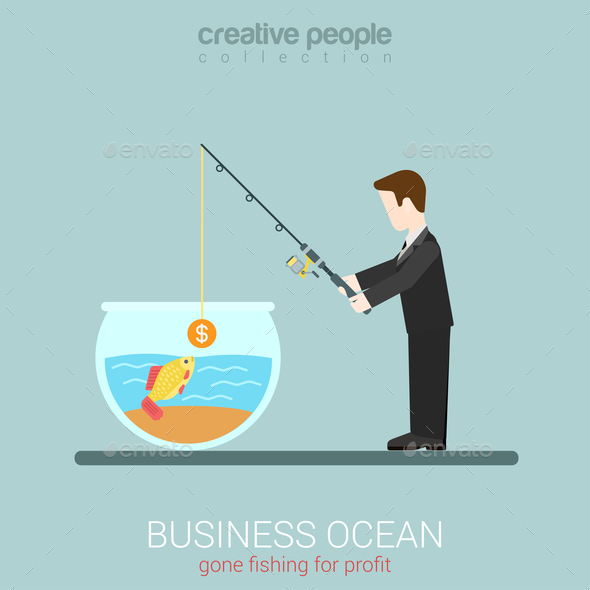 GraphicRiver Business Oceans 10957376