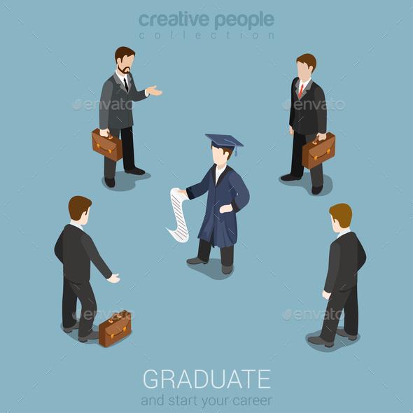 GraphicRiver Graduate 10957378