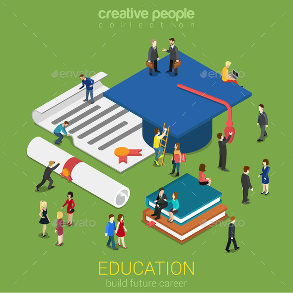 GraphicRiver Education 10957390