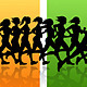 People Running - GraphicRiver Item for Sale