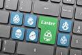 Easter egg key on keyboard - PhotoDune Item for Sale