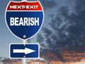 Bearish road sign - PhotoDune Item for Sale