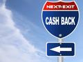 Cash back road sign - PhotoDune Item for Sale