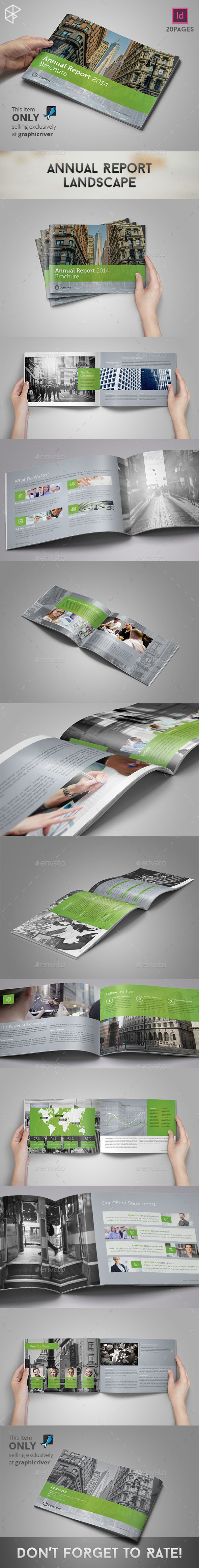 GraphicRiver Annual Report Landscape 10958612