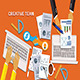 Creative Team Conceptual Vectors - GraphicRiver Item for Sale