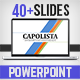 Capolista PowerPoint Template