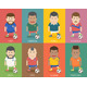 Soccer Team  - GraphicRiver Item for Sale