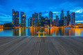 Singapore Skyline - PhotoDune Item for Sale