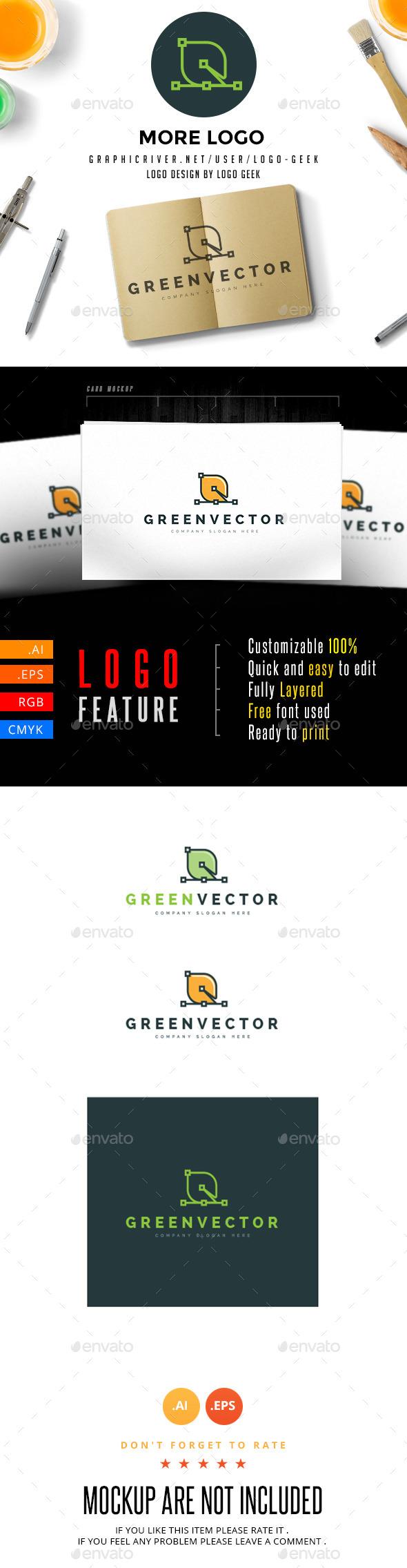GraphicRiver Green Vector 10960818